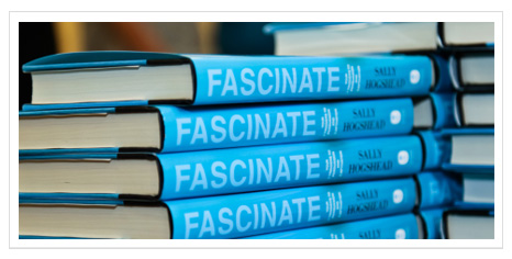 Sally Hogshead Fascinate Book