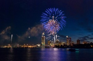 Milwaukee Fireworks