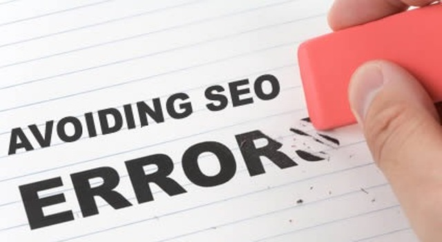 SEO Mistakes Eraser