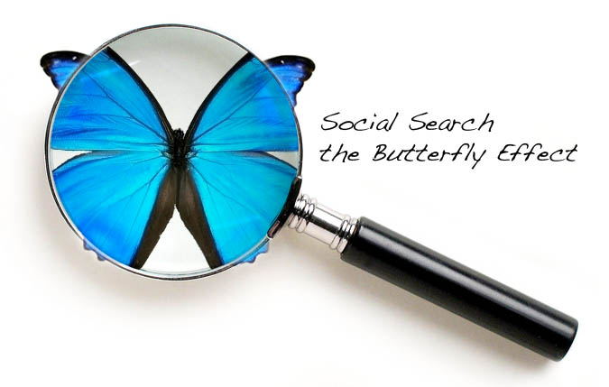 Social Search Butterfly