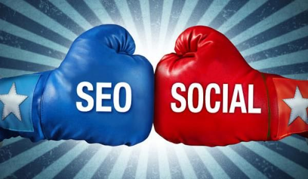 SEO and Social Media One-Two Punch