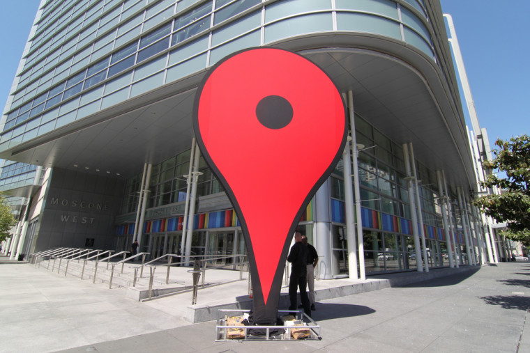 Location Based Social Media Google Map Marker