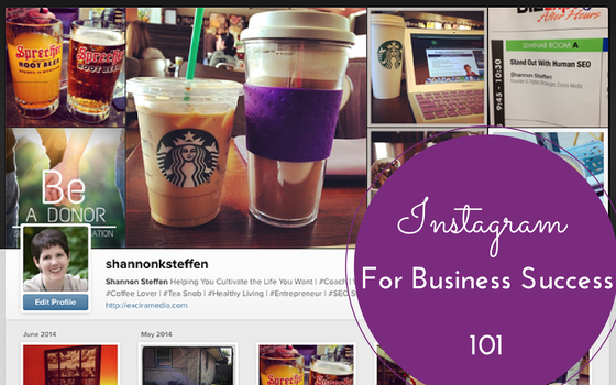Instagram for Business 101