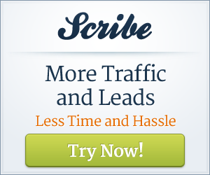 Scribe SEO: More Traffic in Less Time