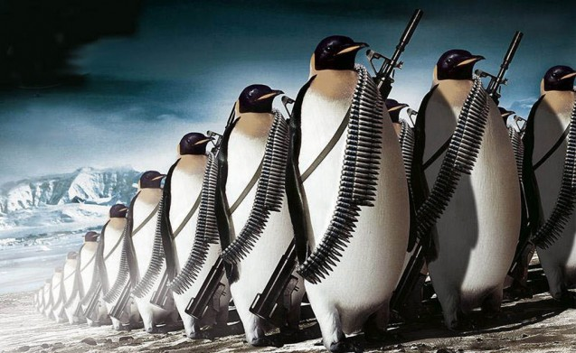 Black Hat SEO and Google Penguin Army
