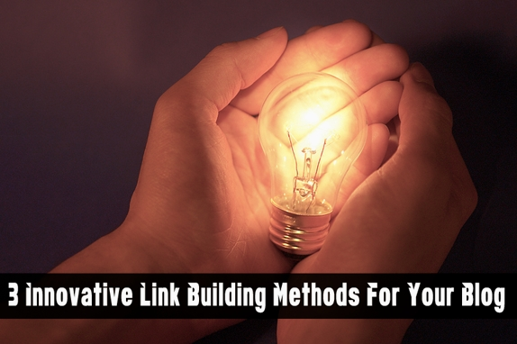 Innovative Link Building Methods