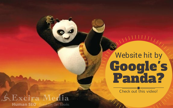 Google Panda Matt Cutts Video