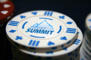 Affiliate Summit West Poker Chips