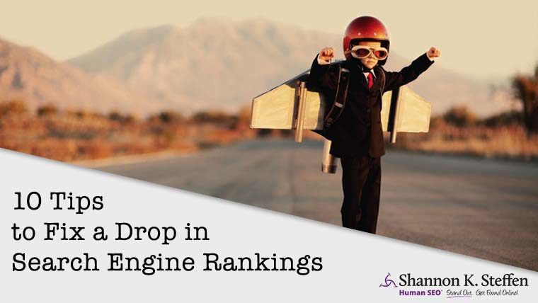 Fix SEO Rankings